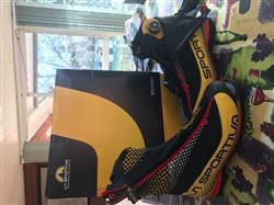 Philip W. verified customer review of La Sportiva G5
