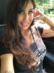 Tatiana G. verified customer review of Women's Mermaid Social Club Vneck T-Shirt