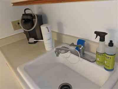 Crystal Quest Disposable Countertop Water Filter System Review