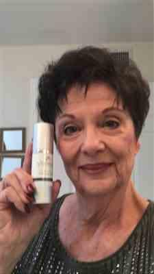 Carol Turner verified customer review of Super C Serum