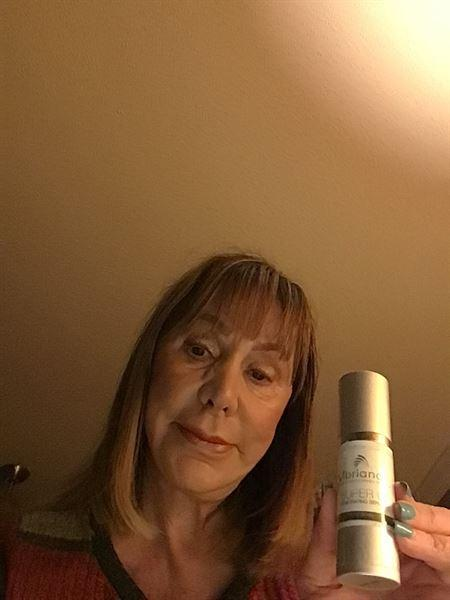Carol Wright verified customer review of Super C Serum