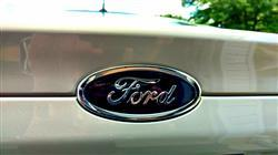 John C. verified customer review of 2013-2020 Ford Fusion Center Cap Decals