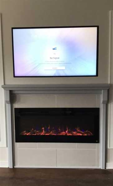 touchstonehomeproducts.com ValueLine 72 80019 72 Flush Mount Electric Fireplace Review