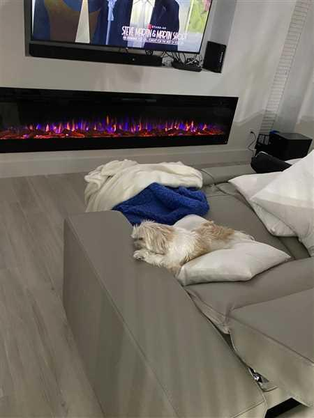 STEPHANIE LABASCO verified customer review of Sideline 100 80032 100 Recessed Electric Fireplace