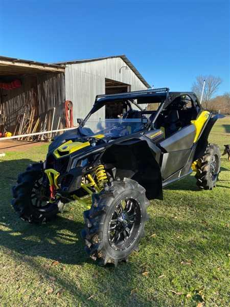 Mark Rodgers verified customer review of Can Am Maverick X3 Race Driven Severe Duty Brake Pads