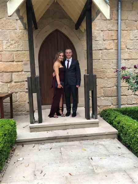 Jessica H. verified customer review of NOOKIE Royal Gown (Merlot) - RRP $259
