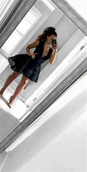 Anonymous verified customer review of LEXI Chakra Dress (French Navy) - RRP $379