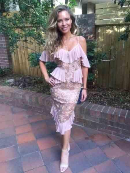 Anonymous verified customer review of Alice McCALL - We Could Be Friends Dress (Rose Gold) - RRP $490