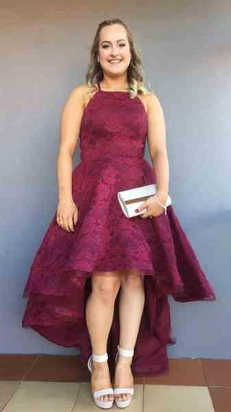 Maddyson B. verified customer review of JADORE Renata Dress J9093 (Dusty Rose) - RRP $525