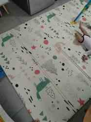 Natalie Herald verified customer review of Fox in The Forest Folding Play Mat