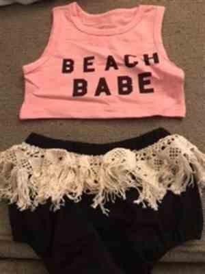 Shawna pursh verified customer review of Beach Babe Set