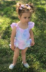 Tiffany J. verified customer review of Catherine Tutu Romper