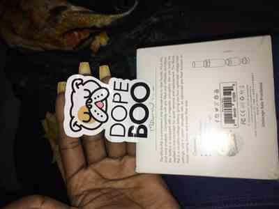 Nadie M. verified customer review of BOO BLOWOUT - Atmos Micro Pal Portable Vaporizer