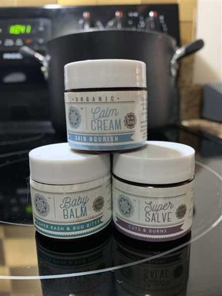 Stephanie L. verified customer review of Calm Cream