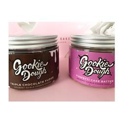 Carolanne D. verified customer review of Triple Chocolate Fudge Edible Cookie Dough Monster Tub (450g)