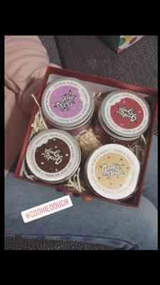 Karen D. verified customer review of Variety Taster Hamper (4 x 150g Mini Tubs)