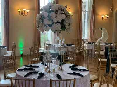 Christopher McKinley verified customer review of Brooks Sequins Tablecloths & Overlays