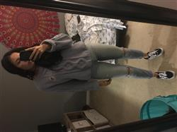 Kayla C. verified customer review of High Rise Vintage 90s Roller Jeans