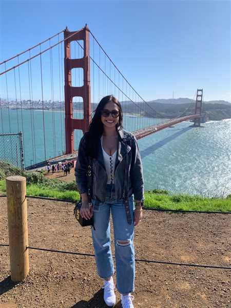 Madeleine Prieto verified customer review of Jet Setter Black Denim Jacket