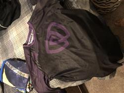ALFONSO G. verified customer review of Chaos Ranked Rash Guard | Purple Belt