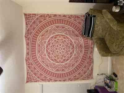 Kathryn Markman verified customer review of Cool Coral Mandala XL Towel