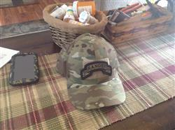 Kreg K. verified customer review of Officially Licensed Multi Cam Tactical Operator Hat