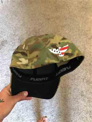 Derek P. verified customer review of Flexfit Multicam Stealth Hat