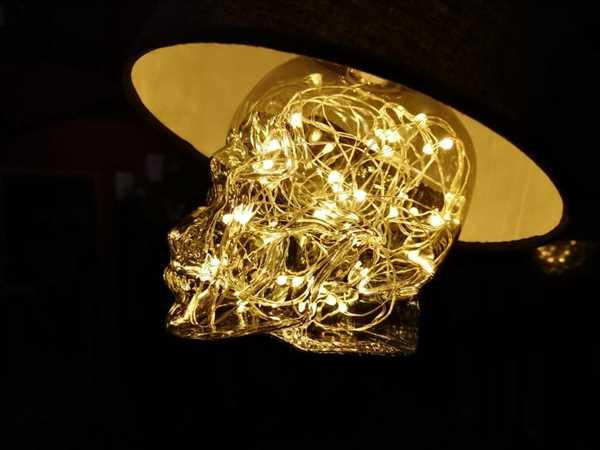 GeekyGet Holographic Skull Lightbulb (Various Colors) Review