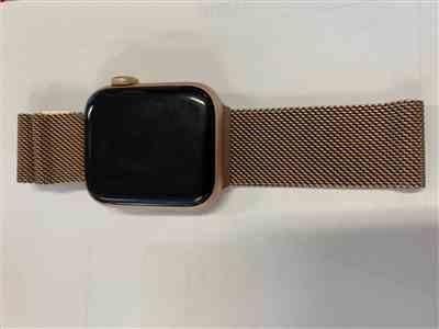 Anonymous verified customer review of Bronze Milanese Loop Apple Watch Band