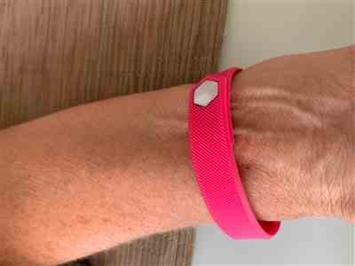 Paul Allen verified customer review of Fitbit Alta Silicone Bands