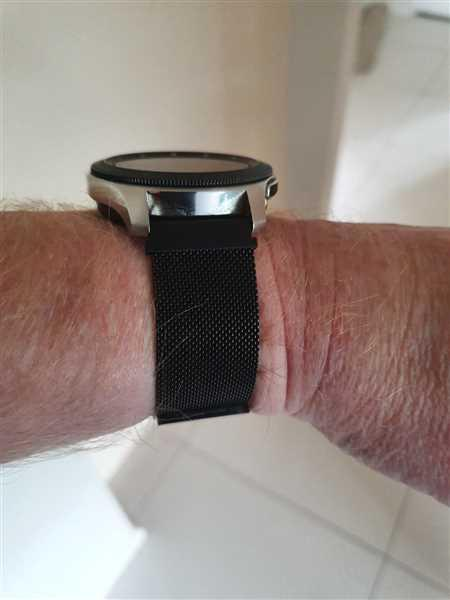 OzStraps Galaxy Watch Quick Release Spring Bars Review