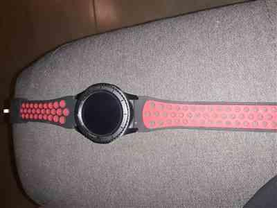 OzStraps Sports Silicone Samsung Gear S3 Band Review