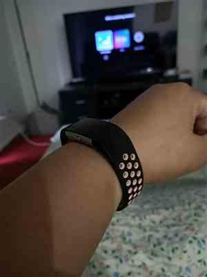 Georgette Sepnio verified customer review of Sports Fitbit Charge 2 Bands