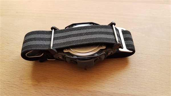 The Sydney Strap Co. SPECIAL OPS - BLACK & GREY Review