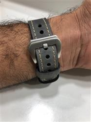 Anonymous verified customer review of ITALIAN VINTAGE GREY LEATHER