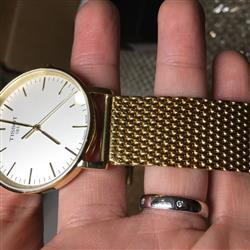 The Sydney Strap Co. GOLD MILANESE MESH BRACELET Review