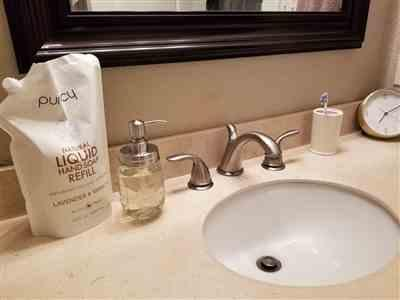 Jason Rios verified customer review of Natural Liquid Hand Soap