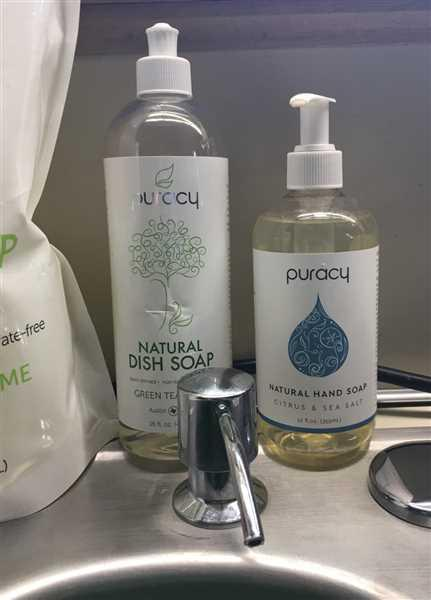 Margaret Schindel verified customer review of Natural Liquid Hand Soap