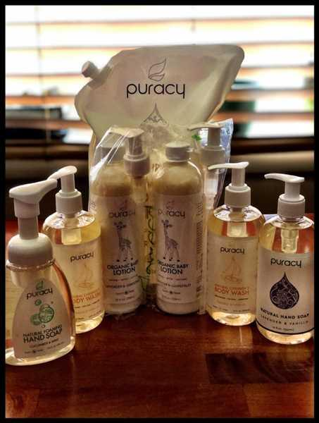 Puracy Organic Baby Lotion Review
