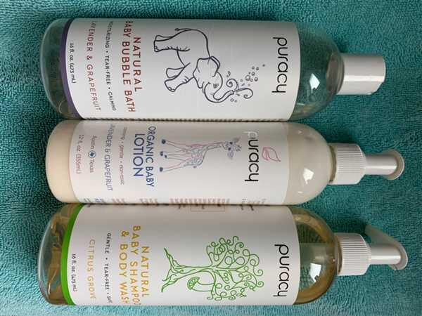 Puracy Baby Body & Hair Care Box Review