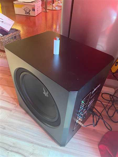 arendalsound.de 1723 Subwoofer 1 Review