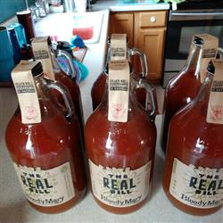 Craig D. verified customer review of Bloody Mary Mix Growler Full Case (6 Pack)
