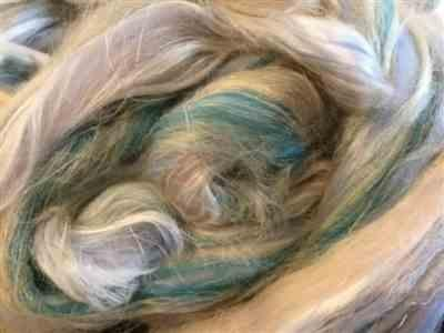 Caroline Fleming verified customer review of Paradise Fibers Superfine Merino/Flax/Silk Blend - Peter Iredale