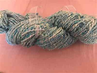 Christine K. verified customer review of Paradise Fibers Luxe Winter Gradient - Apricity