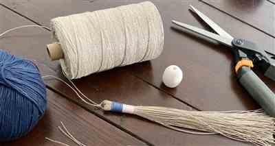 Jo Wilson verified customer review of Bockens Line Linen Yarn - 16/2 - 1300yds (1/2lb)
