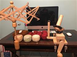 DARLENE S. verified customer review of Nancy's Knit Knacks Heavy Duty Ball Winder