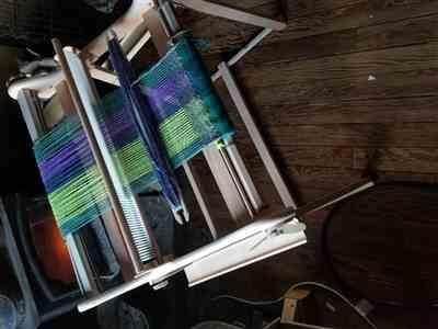 TAMARA BADYNA verified customer review of Ashford Rigid Heddle Loom Stand