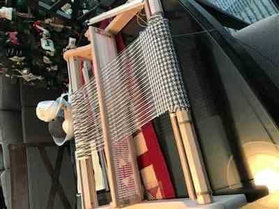 Lynn Schepis verified customer review of Ashford Rigid Heddle Looms