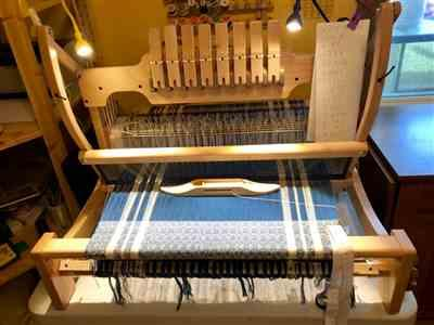 Patricia D. verified customer review of Ashford Folding Table Looms