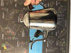 Anonymous verified customer review of TAKAHIRO Pour Over Brewing Induction Kettle